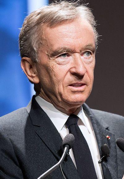 Bernard Arnault richest ceos hostingradar.com