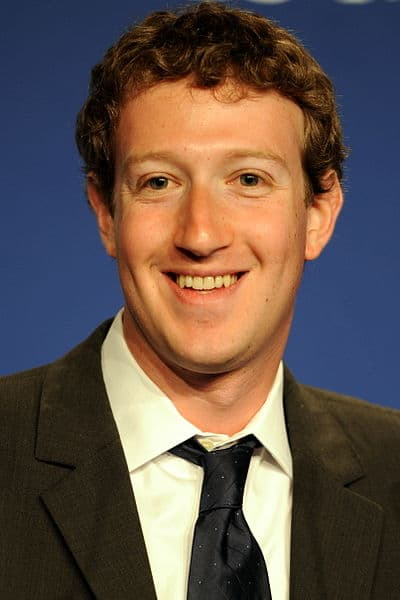 Mark Zuckerberg richest CEOs HostingRadar.co