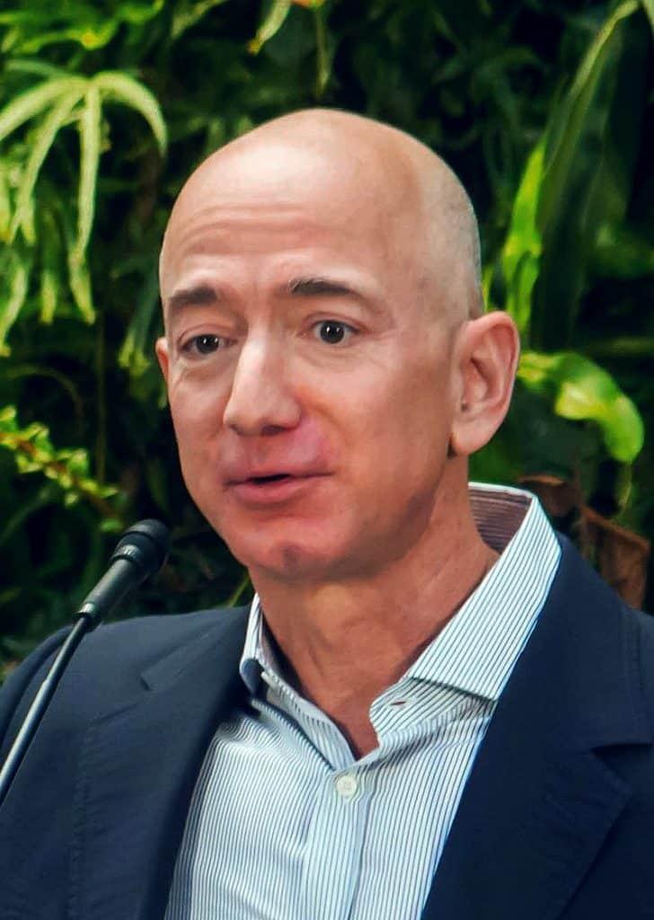 jeff bezos richest man in the world richest ceos hostingradar