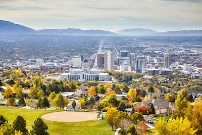 Salt Lake City Utah 12 Best Cities For Job Opportunities Or To Host Your Startup - HostingRadar.co