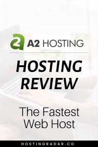 A2 hosting review coupon @HostingRadar HostingRadar.co #webhosting #fastwebhost #blogging #webhosting