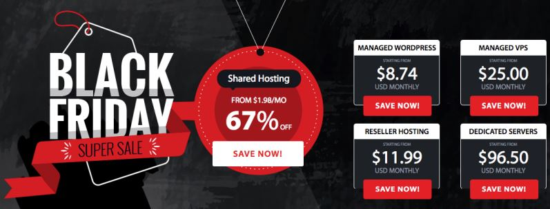 best hosting deals for black friday A2 Hosting Black Friday Sale