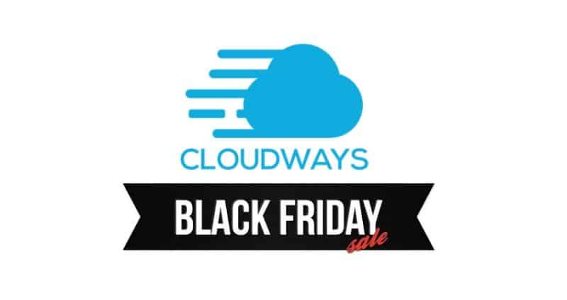 Cloudways Black Friday Sale