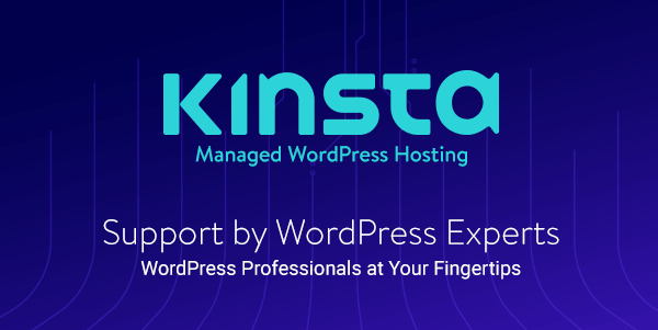 kinsta coupon kinsta review best managed wordpress hosting HostingRadar