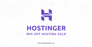 Hostinger sale how to start a blog with hosting cheap web hosting coupons HostingRadar.co